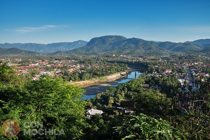 Vistas de Luang Prabang