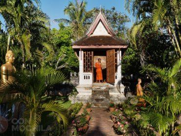 Luang Prabang con mochila, descanso entre templos y cascadas