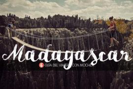 Guía de viaje a Madagascar para mochileros o por tu cuenta