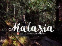 MALASIA GUÍA DE VIAJE