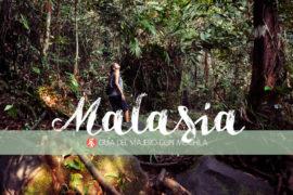 GUÍA PARA VIAJAR A MALASIA