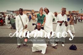 Guía básica para hacer una escapada a Marruecos - Marrakech