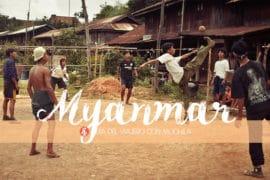 GUÍA PARA VIAJAR A MYANMAR