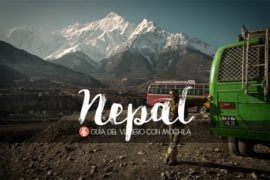 Guía de viaje a Nepal de mochilero o por tu cuenta
