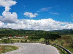 Etapa 1: Huay Xai – Luang Namtha. Ruta en moto por Laos