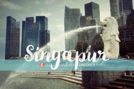 GUÍA PARA VIAJAR A SINGAPUR