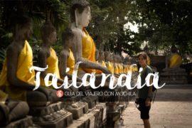 Guía de viaje a Tailandia para viajar por tu cuenta