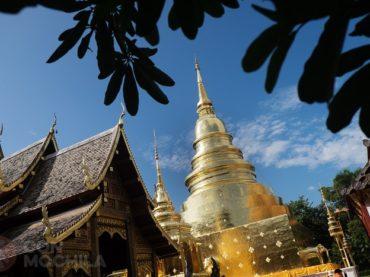 Wat Phra Singh, un Templo Real en el corazón de Chiang Mai
