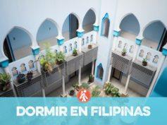 Dónde dormir en Filipinas: guesthouse y hoteles recomendados