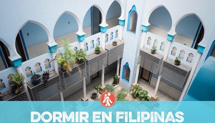 DORMIR EN FILIPINAS