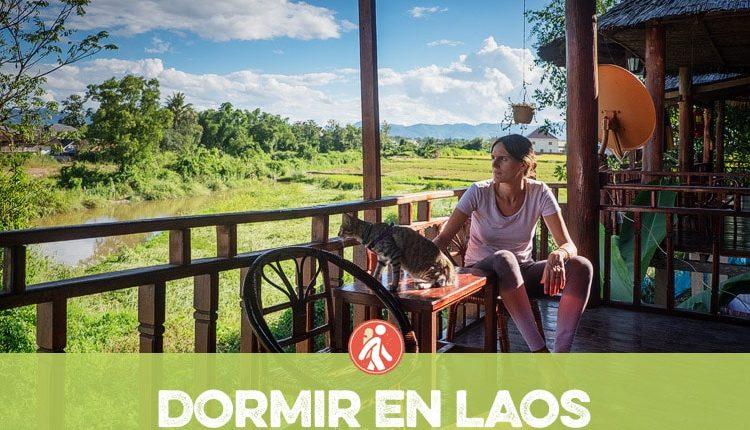 DORMIR EN LAOS