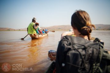 GUIA MADAGASCAR TRAVESIA RÍO TSIRIBIHINA