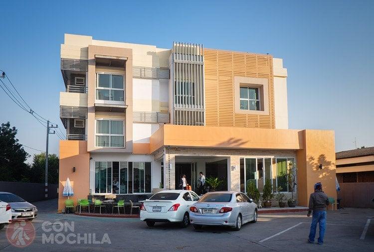 La Belle hotel Chiang Rai