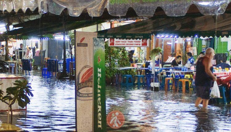 EL TIEMPO Y CLIMA EN TAILANDIA