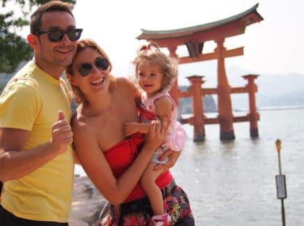 Itinerario de viaje a Japón en 19 días de Andrea, Jorge y Alma