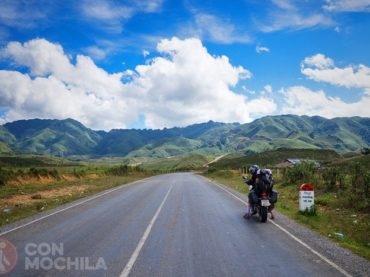 Etapa 4: Luang Prabang – Vang Vieng. Ruta en moto por Laos