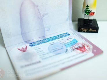 Cómo sacarse el visado de Tailandia en Hanoi, Vietnam