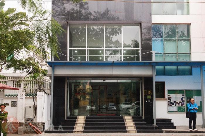 Embajada de Tailandia en Hanoi