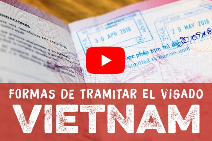Visado Vietnam vídeo