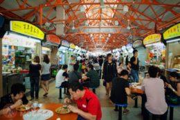 GUIA SINGAPUR MAXWELL FOOD CENTRE 02