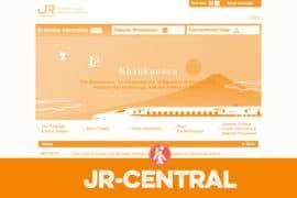 JR-CENTRAL WEBSITE