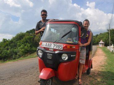 Itinerario de viaje a Sri Lanka en 24 días de Neus y Raúl