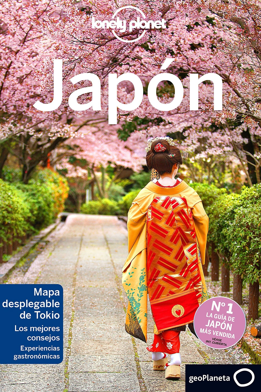 Japón Lonely Planet
