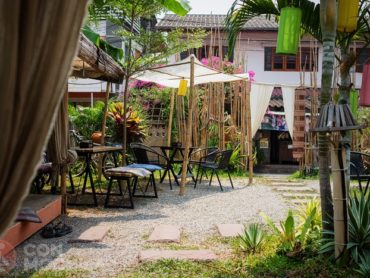 Saboreando Chiang Mai a través de sus restaurantes vegetarianos