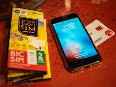 Cómo conseguir una tarjeta SIM con internet en Japón