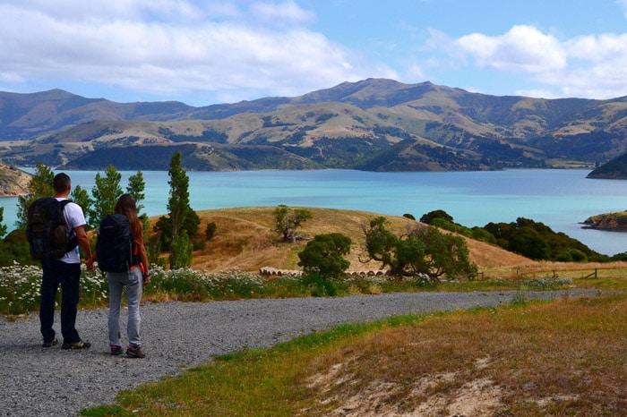 Itinerario de viaje a Nueva Zelanda: Recorriendo la Península de Banks