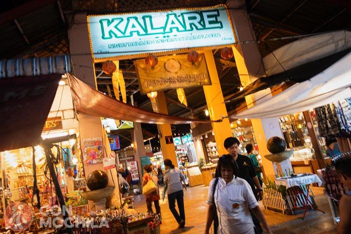 Kalare market de Chiang Mai