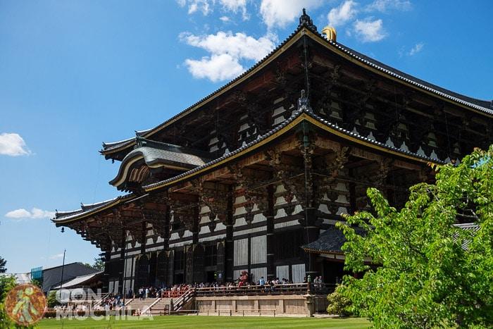 Tōdai-ji de cerca