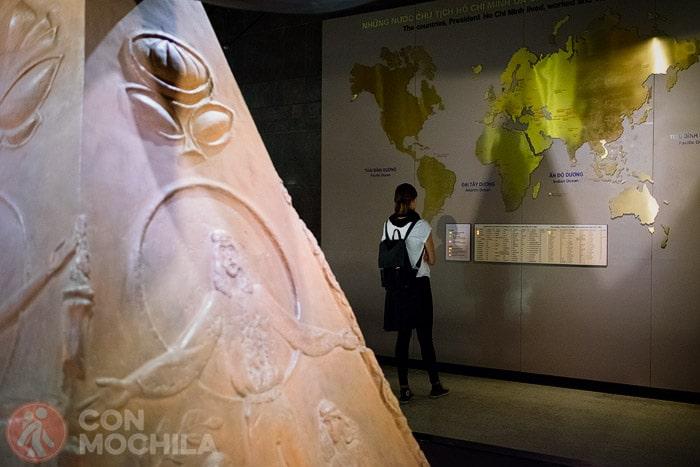 Otra zona del museo