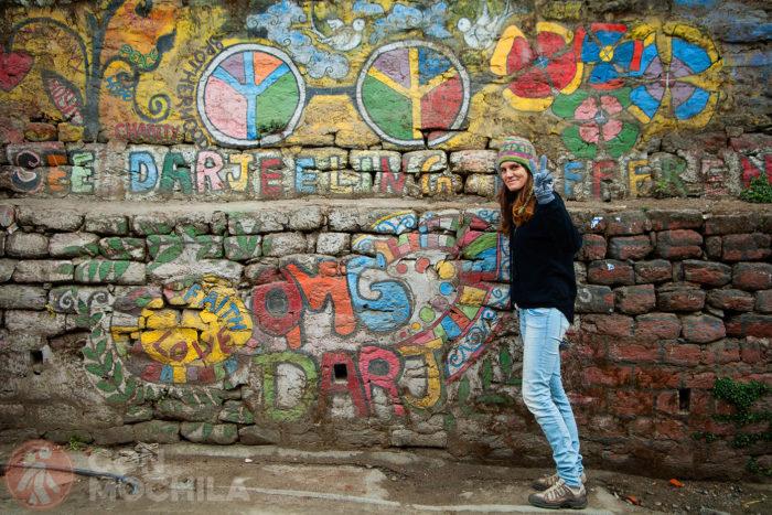 Paz y amor en Darjeeling