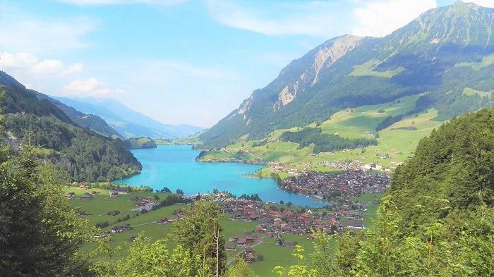 Itinerario de viaje a Suiza: Lungern, donde se para el mundo en medio de las montañas