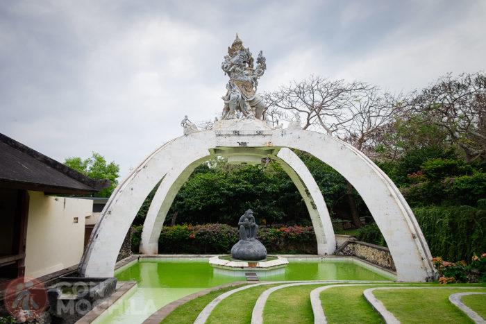 Estatua de Kumbhakarna Laga