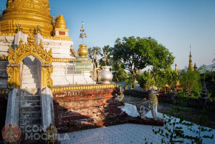 Otro detalle de los templos