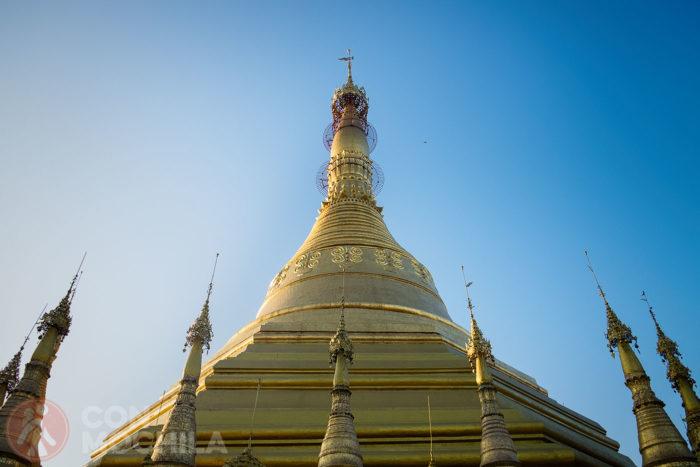 La enorma pagoda