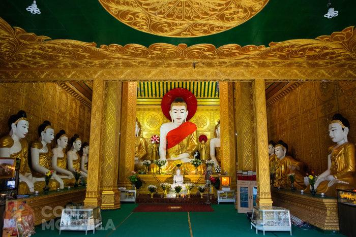 Más imágenes de Buda