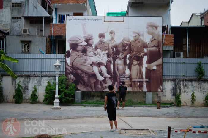 Tuol Sleng, de visita obligada en Phnom Penh