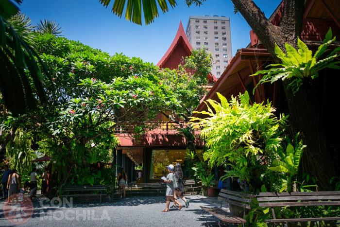 Jim Thompson house de Bangkok