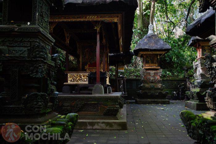 Uno de los templos