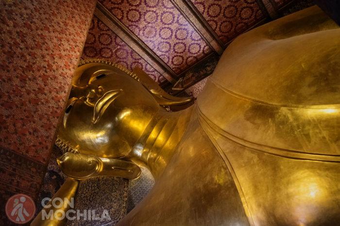 Retrato del gran Buda