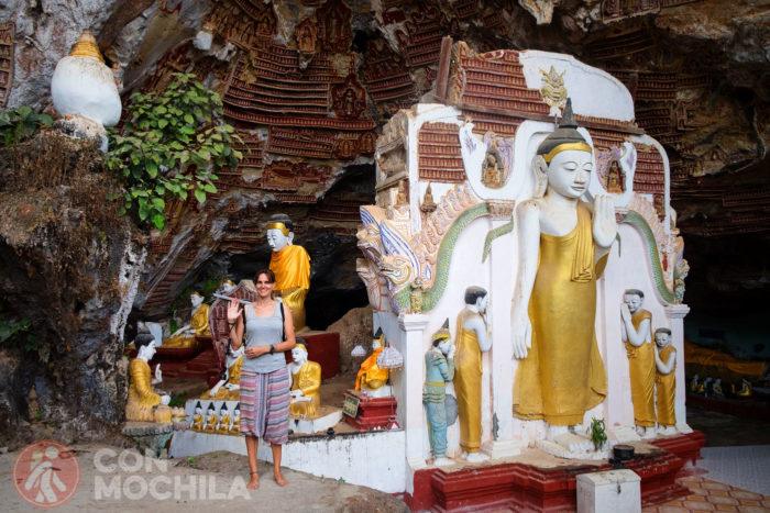 ¿Más Budas?