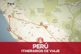 Itinerarios de viaje a VIETNAM