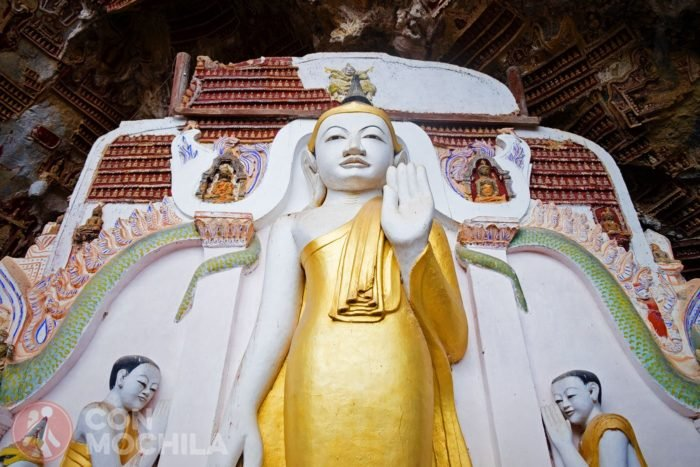 Y más y más Budas