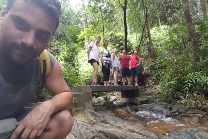 Itinerario de viaje a Indonesia y Malasia: En el parque nacional Bako