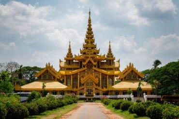 Palacio Kanbawzathadi Bago