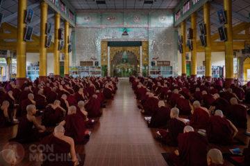 Monasterio budista Kyakhatwine