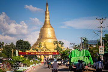 Shwemawdaw Pagoda Bago